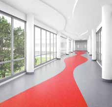 American Biltrite_rubber flooring_hall shot