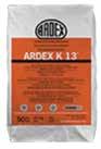 Ardex K13 underlayment
