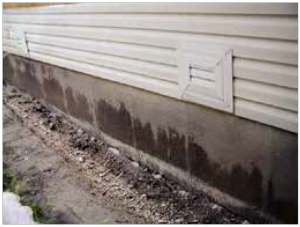 Installation-drainage-problem