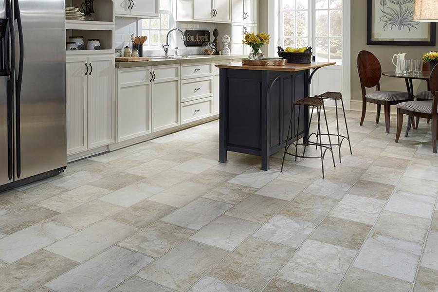 Lvs Flooring Has Natural Stone Look Coverings