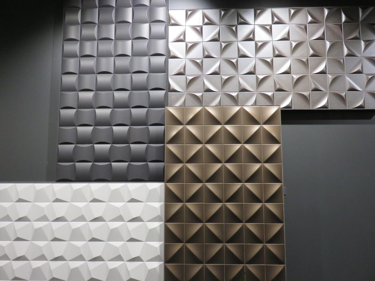 dimensional ceramic wall tiles coverings 3 dimensional wall tiles plant fiber material set of 44