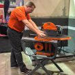 Dry-cut tile saw introduced