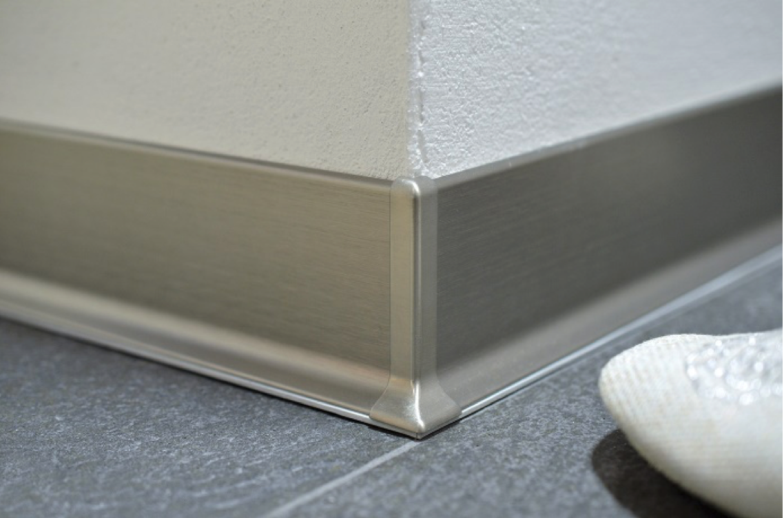 Metal Wall Baseboard For Commercial Buildings Coverings