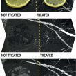 Treatment for polished marble and natural stone