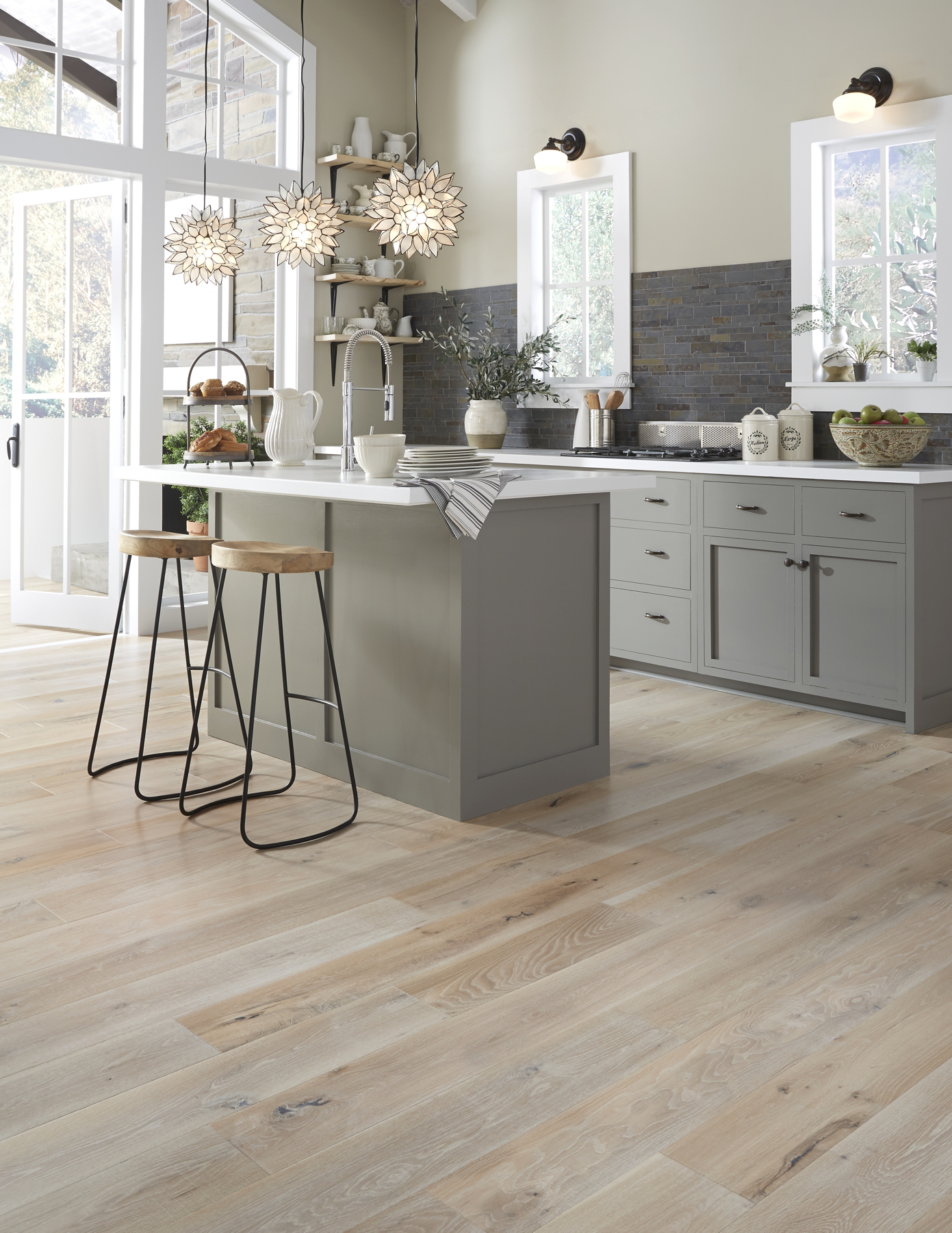 hardwood floor designs. Mannington\u0027s 2017 Hardwood Flooring Designs Are Said To Combine Rustic Elements With Softer, Less Saturated Hues For A Clean Aesthetic. Floor