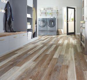 Rigid Core Luxury Vinyl Flooring Is Waterproof Coverings
