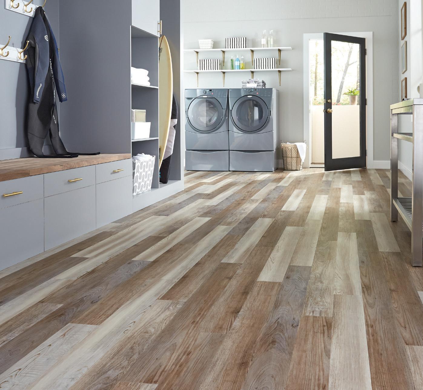 Is Tarkett Laminate Flooring Waterproof Laminate