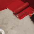 Waterproofing membrane for ceramic and natural stone tile