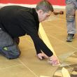 Karndean HQ demonstrates artistic side of resilient flooring